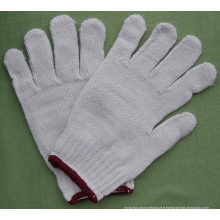 Gants jetables gant de travail gants de coton blanc