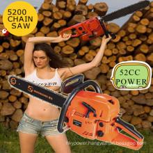Gasoline Chainsaw (HC-CS5200)