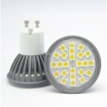 5050 LED 24PCS 4W GU10 AC85-265V LED Proyector