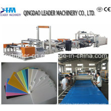 PP Sheet /PP Foam Sheet Machine