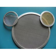Disco de filtro de malla de acero inoxidable