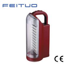 Portátil lámpara LED, antorcha del LED linterna recargable, luz de la mano, L 710