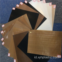 Teflon Dilapisi Fiber Glass Cloth Cloth