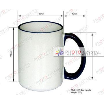 blank sublimation ceramic mug