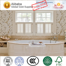 Hoe Sales with Excellent Quality of Customised Sliding Price Of Basswood Sliding Window Plantation Shutter