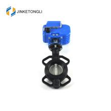 Горячая распродажа двойной эксцентричный мягкое уплотнение наконечник типа U-образный клапан сделано в Китае
