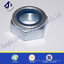 Низкая цена DIN985 Nylon Lock Nut From Manufacture