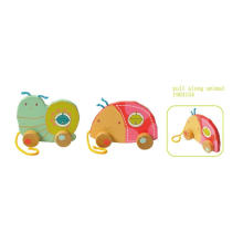 Wooden Pull and Push Toy Wooden Pull Toy for Kids