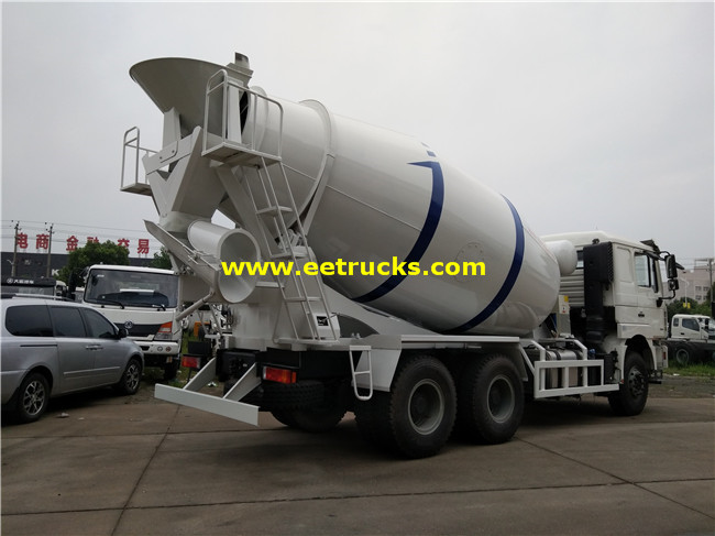 8000L Cement Mixing Trucks