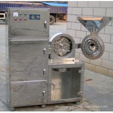rectificadora de grano de acero inoxidable con alta calidad