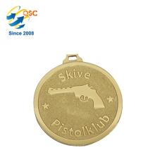 Großhandelsfabrik-Preis-kundenspezifische Andenken-Andenken-Fußball-Preis-Andenken-Medaille