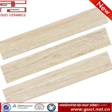 hot sale pruduct beige rustic porcelain wooden look tile for house design