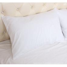 Taie d'oreiller infirmière blanche lavable à bas prix pour l'hôpital