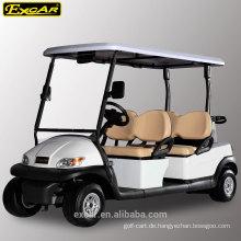 CE 4 Sitze Preise Elektro Golfwagen Golf Buggy Auto