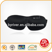Moulé de haute qualité 3D Soft Padded Eye Mask