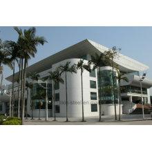 Estructura de acero ligera de alto rendimiento para el edificio del gimnasio del estudiante