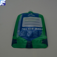 Resealable Fruit Juice Bag Ziplock Spout Pouch Bag
