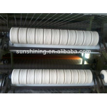 100% 16NM/3 pure wool yarn raw white for carpet