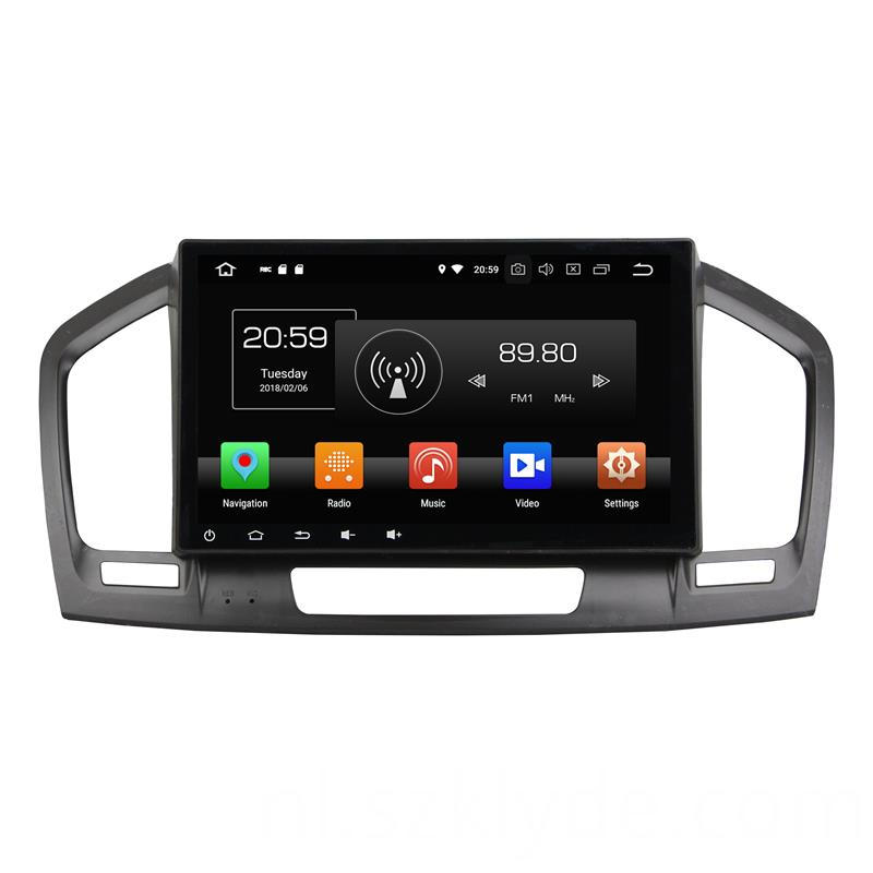 Insigina 2009 dvd player touch screen
