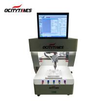 Ocitytimes new coming F8 visual top filling cbd pen pod vape filling machine with ready programming