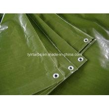 Durable Military Green PE Tarp Sheet/Poly Tarp Sheet