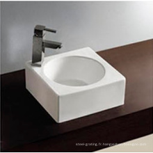 Salle de bains bol en céramique comptoir couler bassin artistique