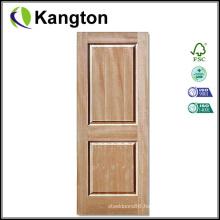 Natural Sapele Veneer Door Skin (veneer door skin)
