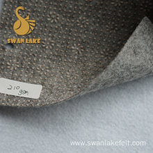 Shrink-resistant Polyester Flower Dots Backing Felt