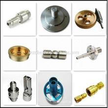 Piezas de cobre / cnc torneado de mecanizado partes de cobre / CNC grandes piezas de mecanizado