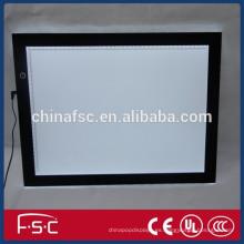 Alta calidad LED Slim luz tablero