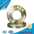 10k 5k class150 class300 Stahlmaterial JIS Standardflansch für Wasserleitung