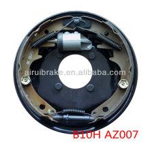 1500KG лодочный прицеп гидравлический dacromet барабанный тормозной диск нержавеющий