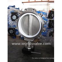 Шариковый клапан cf8m Тип волочения Клапан-Бабочка с PTFE сиденья