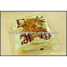 mediados de otoño material impreso laminado personalizado bolsas de embalaje mooncake