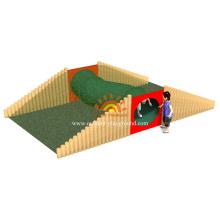 Équipement de terrain de jeu intérieur pour tout-petit