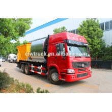 2015 new type asphalt and macadam synchronous distributor