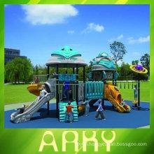 Lovely Kindergarten Outdoor Playground Equipment