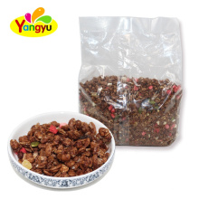 Chocolate Flavor Customized Bulk Instant Fruit Oatmeal