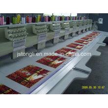 Máquina de bordado computarizada de la aguja de 6 cabezas 9 (TL-906)