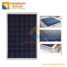 Painel de energia solar policristalino de alta eficiência de 200W para casa