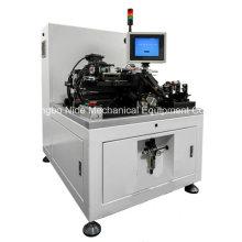 Máquina de corrección de equilibrio de rotores semiautomática