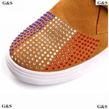 Акриловый алмаз для обуви
