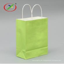 80g Luxus-Einkaufstüten Kraftpapiertüte