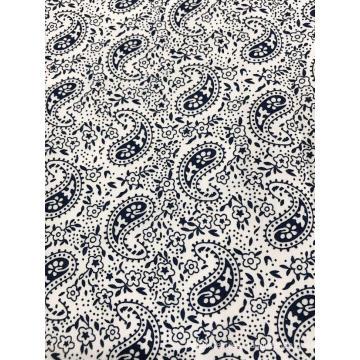 100%Cotton Poplin Reactive Printed Fabric