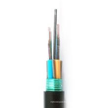 Cable de fibra óptica exterior para cinta (GYDTA / GYDTS)