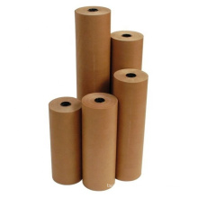 Padded Mailer Bag12'' X 132Ft White Wrapping Compostable Packaging Paper Double Honeycomb Kraft
