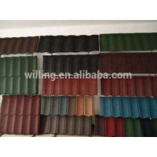 Best Sales Stone Coated Fashinable Steel Roofing Tile