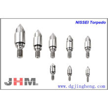 Nissei Injection Screw Torpedo Head