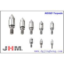 Nissei Injection Screw Torpedo Head