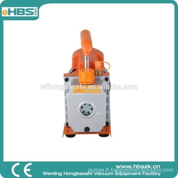 1/4 HP 2.5 CFM pompe à vide outils de réparation de ligne CA des véhicules à moteur